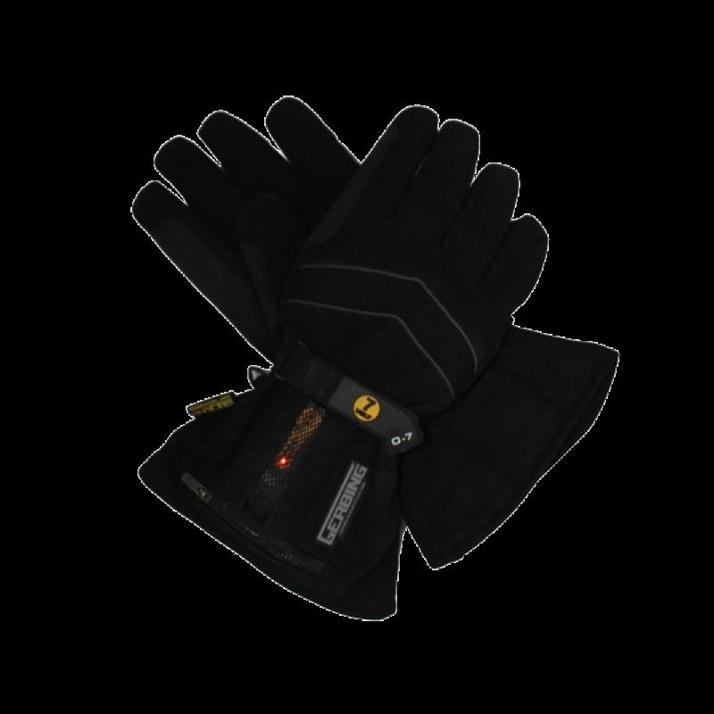 verwarmde winterhandschoenen